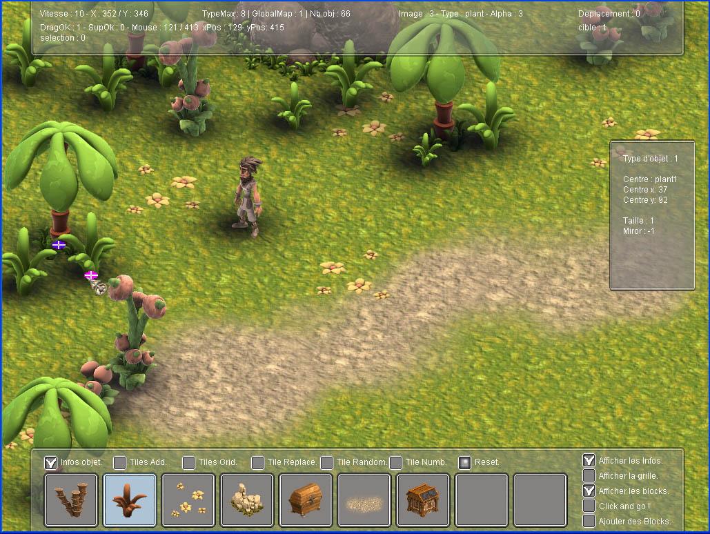 Arkeos Chronicle / 3 Arks -  Aventure RPG (moteur 2D iso) Editor0.3.0-1
