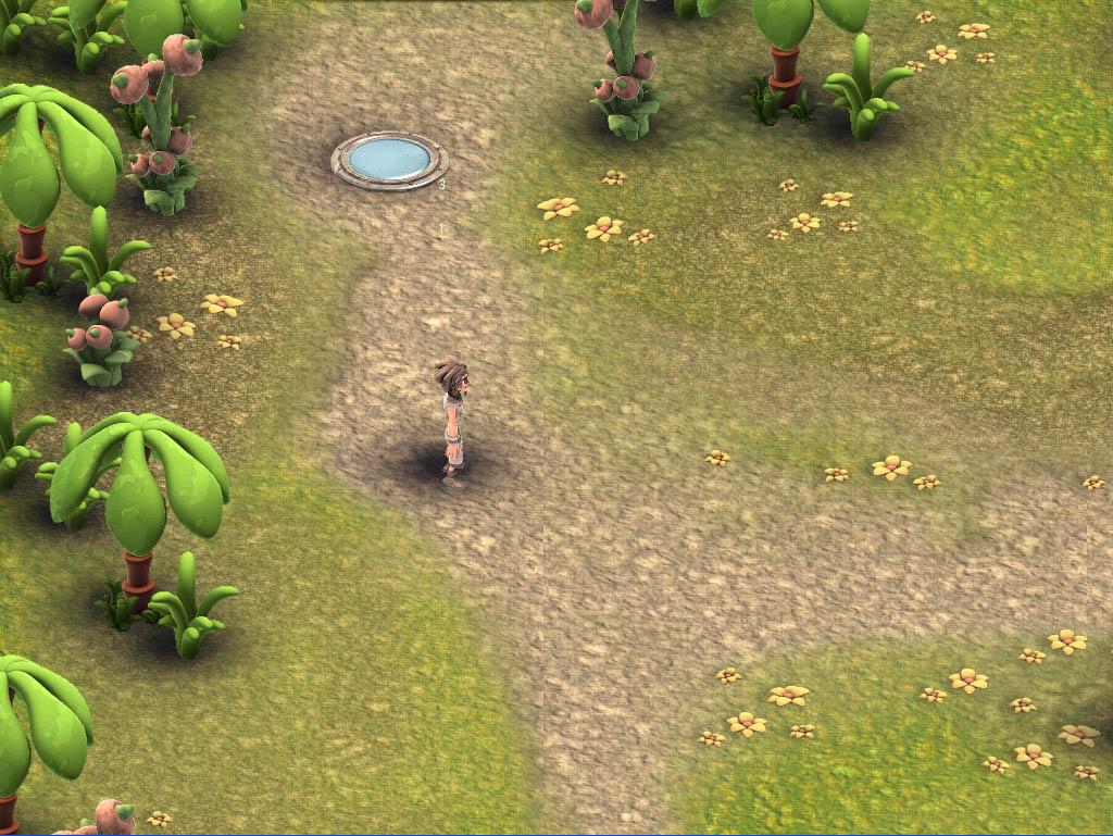 Arkeos Chronicle / 3 Arks -  Aventure RPG (moteur 2D iso) EditorBG