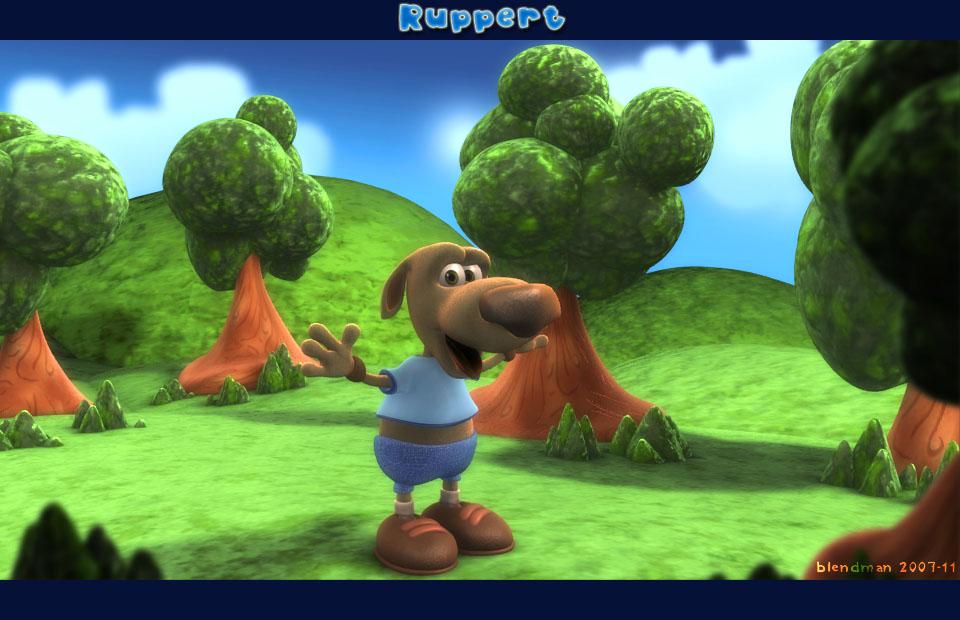 Ruppert, the Dog