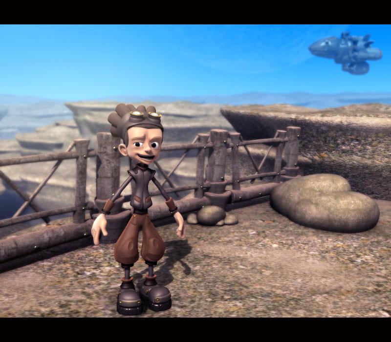 Arkeos Chronicle / 3 Arks -  Aventure RPG (moteur 2D iso) LukEntier